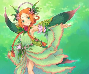 Rating: Safe Score: 13 Tags: avalon_code dress fairy haccan mieli wings User: yumichi-sama