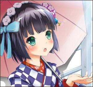 Rating: Safe Score: 15 Tags: ikoku_meiro_no_croisee kimono ok-ray yune User: sxxiaoou