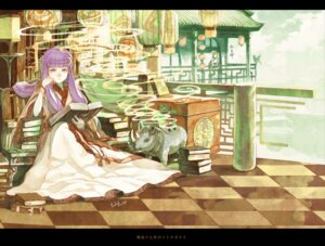 Rating: Safe Score: 16 Tags: cosmic patchouli_knowledge touhou User: Radioactive