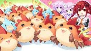 Rating: Safe Score: 20 Tags: choujigen_game_neptune game_cg nepgear neptune tennouboshi_uzume tsunako User: Nepcoheart