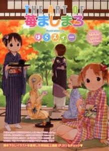 Rating: Safe Score: 7 Tags: ana_coppola barasui ichigo_mashimaro itou_chika itou_nobue kimono matsuoka_miu sakuragi_matsuri User: midzki