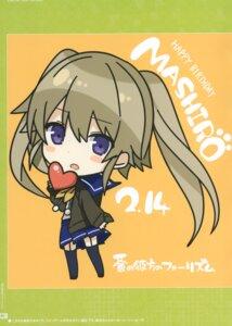 Rating: Questionable Score: 11 Tags: mishima_kurone tagme User: kiyoe