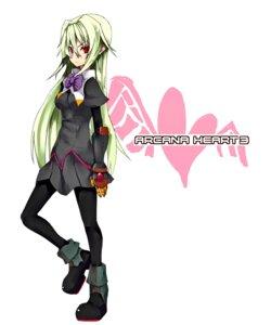 Rating: Safe Score: 7 Tags: arcana_heart arcana_heart_3 armor pantyhose weiss yuuju User: meemeeshion
