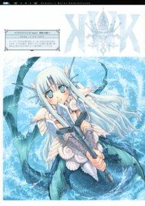 Rating: Safe Score: 14 Tags: aquarian_age horns kawaku mermaid User: midzki