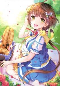 Rating: Safe Score: 45 Tags: floral_flowlove kaguyuzu saga_planets seifuku tsubaki_kohane User: Twinsenzw