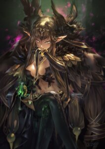 Rating: Safe Score: 75 Tags: avamone cleavage fate/apocrypha fate/grand_order fate/stay_night pointy_ears semiramis_(fate) User: Mr_GT