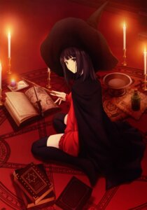 Rating: Safe Score: 62 Tags: caucasus dress nanatsuki_venio sugina_miki thighhighs witch User: Share