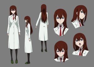 Rating: Safe Score: 27 Tags: character_design expression makise_kurisu pantyhose steins;gate steins;gate_0 transparent_png User: saemonnokami