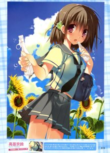 Rating: Safe Score: 26 Tags: seifuku takanae_kyourin User: drop