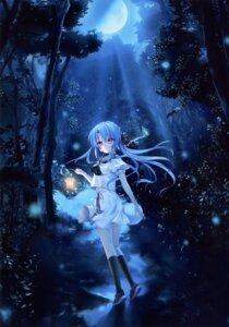Rating: Safe Score: 37 Tags: izumi_tsubasu key seifuku skirt_lift sorakado_ao summer_pockets summer_pockets_reflection_blue User: marechal