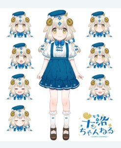 Rating: Questionable Score: 7 Tags: animal_ears canarinu chiro_channel expression horns yamagami_chiro User: Dreista