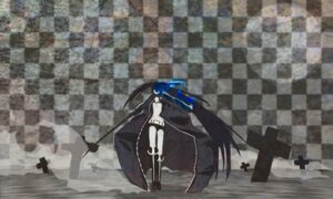 Rating: Safe Score: 15 Tags: black_rock_shooter black_rock_shooter_(character) kireiamejin sword vocaloid User: KireiameJin