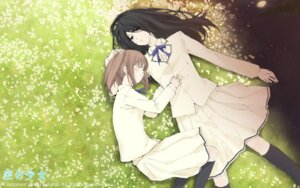 Rating: Safe Score: 26 Tags: innocent_grey kara_no_shoujo seifuku sugina_miki wallpaper User: blooregardo