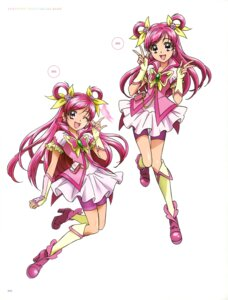 Rating: Questionable Score: 6 Tags: kawamura_toshie pretty_cure yes!_precure_5 yumehara_nozomi User: drop