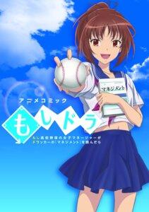 Rating: Safe Score: 13 Tags: kawashima_minami moshidora seifuku tagme User: SubaruSumeragi