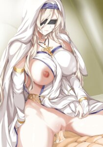 Rating: Explicit Score: 30 Tags: breasts cafekun cum dress goblin_slayer goblin_slayer_(character) nipples no_bra nopan penis pussy sex skirt_lift sword_maiden uncensored User: Spidey