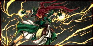 Rating: Safe Score: 4 Tags: hong_meiling ledjoker07 touhou User: Mr_GT