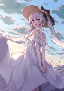 Rating: Safe Score: 36 Tags: aida_(chinhung0612) dress fate/grand_order marie_antoinette_(fate/grand_order) summer_dress User: hiroimo2
