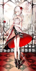 Rating: Safe Score: 45 Tags: dress irineiji sword weapon User: Noodoll