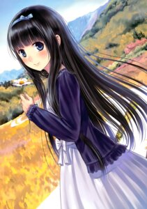Rating: Safe Score: 66 Tags: boku_to_kimi_to_kakuusekai_to dress kazuharu_kina User: Hatsukoi