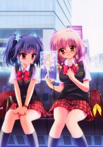 Rating: Safe Score: 43 Tags: ichi_rin seifuku User: back07