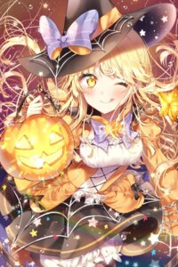 Rating: Safe Score: 44 Tags: bang_dream! bloomers halloween taya tsurumaki_kokoro witch User: BattlequeenYume