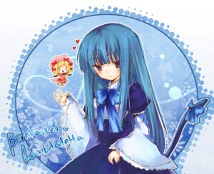 Rating: Safe Score: 6 Tags: frederica_bernkastel heca lolita_fashion tail umineko_no_naku_koro_ni User: 洛井夏石