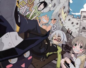 Rating: Safe Score: 17 Tags: black_star blair death_the_kid elizabeth_thompson maka_albarn nakatsukasa_tsubaki patricia_thompson soul_eater soul_eater_(character) User: Radioactive