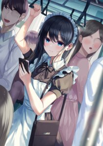 Rating: Safe Score: 83 Tags: gongha maid User: Mr_GT