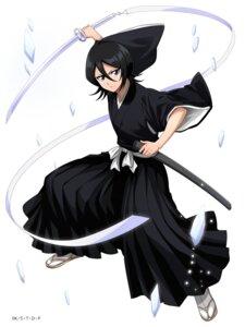Rating: Safe Score: 6 Tags: bleach japanese_clothes kuchiki_rukia sword tagme User: saemonnokami
