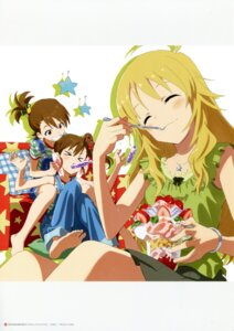 Rating: Safe Score: 22 Tags: futami_ami futami_mami hoshii_miki the_idolm@ster User: animeprincess