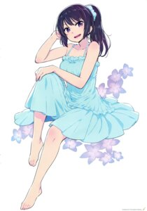 Rating: Safe Score: 35 Tags: chan×co dress feet hibike!_euphonium kousaka_reina screening summer_dress User: Radioactive