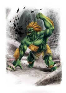 Rating: Questionable Score: 3 Tags: blanka capcom male street_fighter street_fighter_iv User: Yokaiou
