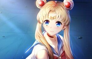 Rating: Safe Score: 14 Tags: cleavage sailor_moon tsukimaru tsukino_usagi User: Dreista
