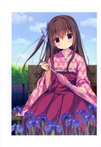 Rating: Safe Score: 13 Tags: canvas+garden japanese_clothes miyasaka_miyu shiyo_(canvas+garden) umbrella User: lightsnow