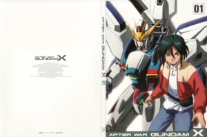 Rating: Safe Score: 4 Tags: garrod_ran gundam gundam_x male mecha User: Radioactive