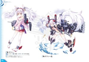 Rating: Safe Score: 11 Tags: animal_ears azur_lane bunny_ears heels laffey_(azur_lane) seifuku thighhighs User: Twinsenzw