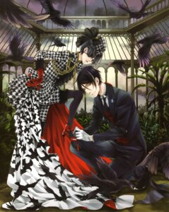 Rating: Safe Score: 13 Tags: ciel_phantomhive eyepatch kuroshitsuji male sebastian_michaelis toboso_yana User: Radioactive