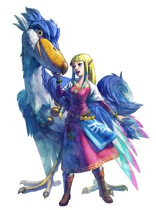 Rating: Safe Score: 18 Tags: dress loftwing nintendo pointy_ears princess_zelda the_legend_of_zelda the_legend_of_zelda:_skyward_sword User: Radioactive