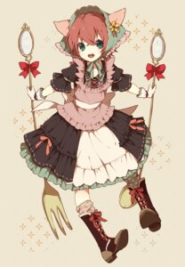 Rating: Safe Score: 34 Tags: dress lolita_fashion nobuyo_ninomiya User: KazukiNanako