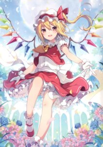 Rating: Questionable Score: 50 Tags: 6u bloomers flandre_scarlet touhou wings User: b923242