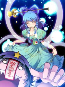 Rating: Safe Score: 11 Tags: chima_q kaku_seiga miyako_yoshika touhou User: Mr_GT