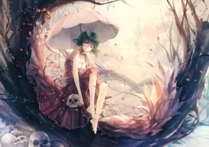 Rating: Safe Score: 63 Tags: kazami_yuuka kieta touhou User: Nekotsúh