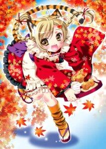 Rating: Safe Score: 18 Tags: animal_ears dress kamiya_maneki tail User: Share