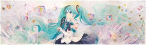 Rating: Safe Score: 31 Tags: hatsune_miku ixima tattoo vocaloid wings User: Mr_GT
