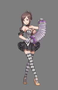 Rating: Safe Score: 24 Tags: cleavage dorothy_(princess_principal) heels princess_principal tagme thighhighs transparent_png User: NotRadioactiveHonest