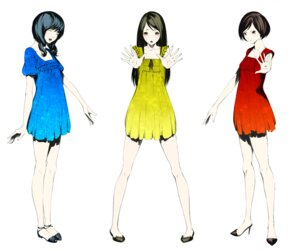 Rating: Safe Score: 44 Tags: a~chan dress kashiyuka nocchi perfume sawasawa User: blacktarprophecy