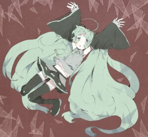 Rating: Safe Score: 5 Tags: abara_heiki hatsune_miku vocaloid User: charunetra
