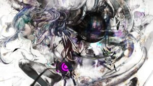 Rating: Safe Score: 14 Tags: enc/ddd hatsune_miku miku_append monster tentacles vocaloid wallpaper User: Zenex