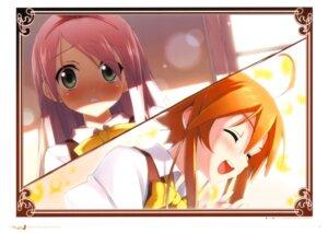 Rating: Safe Score: 17 Tags: kantoku kogamura_uril kugiri_cornelia seifuku shinkyoku_soukai_polyphonica shinkyoku_soukai_polyphonica_aphonic_songbird User: Hatsukoi